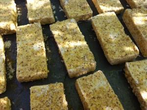 Cornmeal-Breaded-Tofu