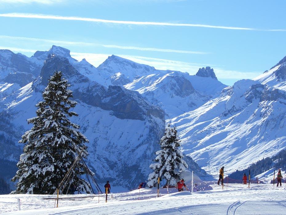 Kandersteg-in-Switzerland
