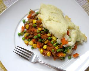 Vegetarian-shepherd's-pie