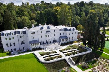 expensive hotel in uk