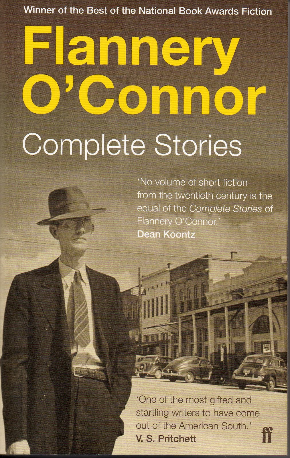 the representation of religion in flannery oconnors stories Social respectability as religion in flannery o'connor's in her short stories flannery o'connor presents many religious people crisis magazine is a.