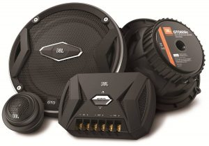 1-JBL GTO609C Premium 6.5-Inch Component Best Car Speakers