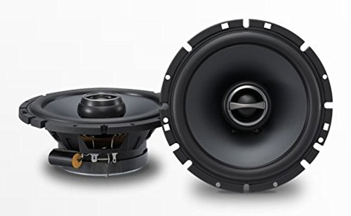 2-Alpine SPS 610 6.5-Inch Coaxial Speakers Best Car Speakers