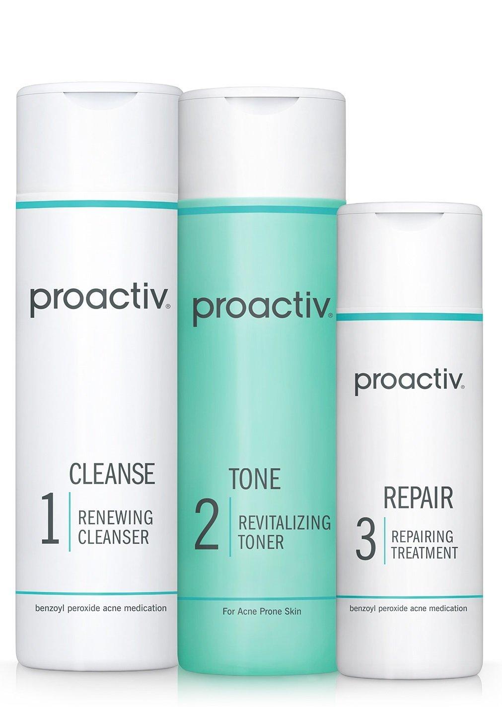 acne treatment proactive solution amazon
