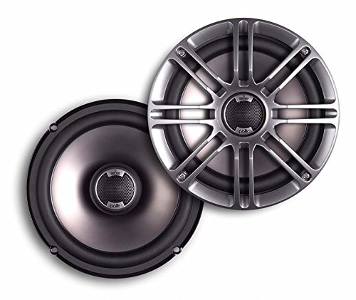 5-Polk Audio DB651 Certified Speakers Best Car Speakers