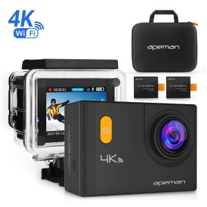 APEMAN 20MP 4K Action Camera